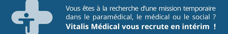 BANNIERE VITALIS MEDICAL OFFRES EMPLOI INTERIM