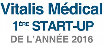 Vitalis Médical START UP DE L'ANNEE 2016